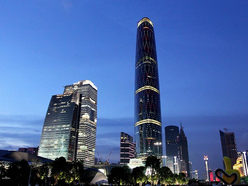 广州金融中心