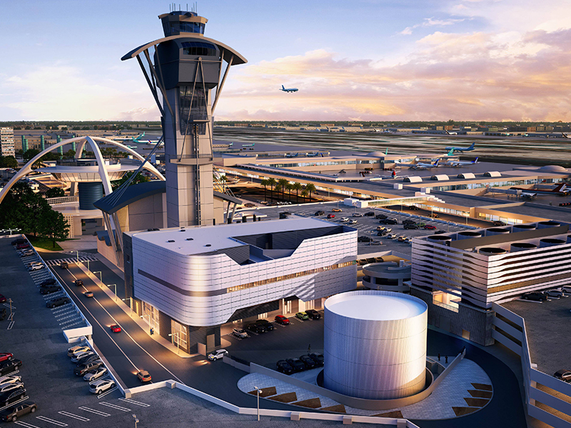 洛杉矶机场