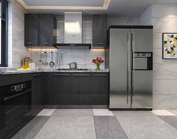 厨房188bet登录铺贴效果